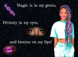 #BlackGirlMagic 1