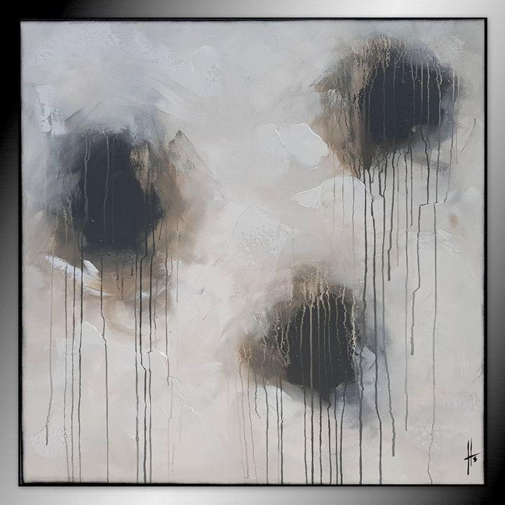 IMPULSION - abstract art HS