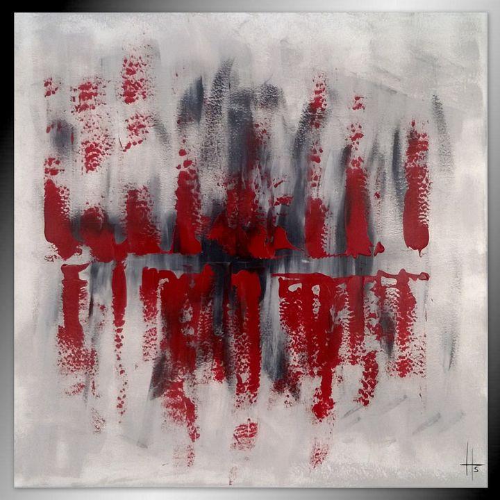 CARMIN - abstract art HS