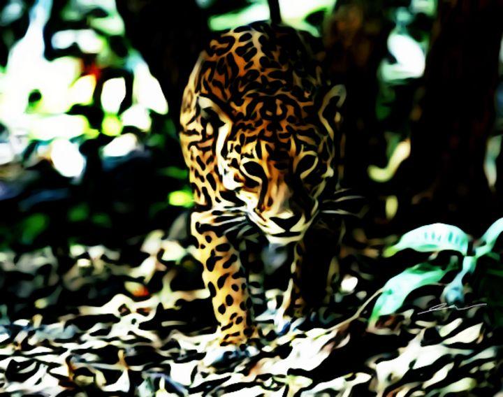 Leopard - Alina