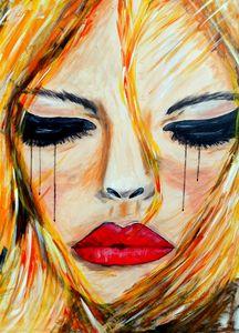 Eyelash Blonde.