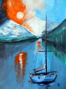 Lake Sunrise.