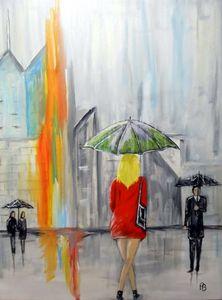 City Rain.