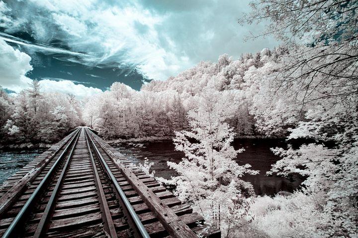 Adirondack Rail Bridge - chuck_lembo