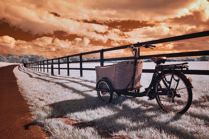 Funky Bicycle - chuck_lembo