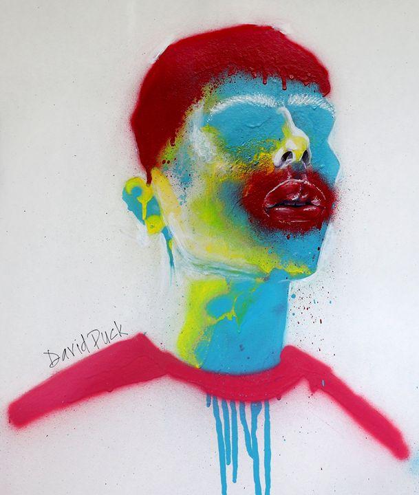 Identity - David Puck - Artist