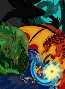 The Heart of Dragons