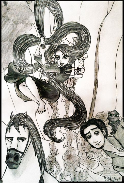 Rapunzel - BojanaRajkovic
