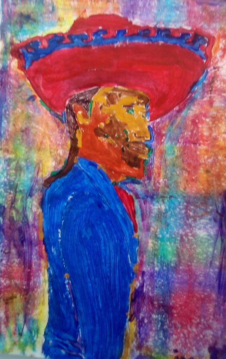 The mexican - VegasArt