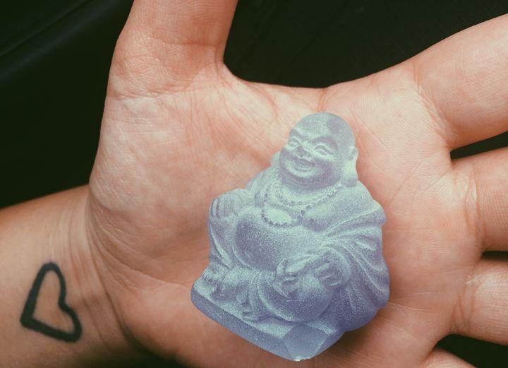 Love, Buddha. - fdupcml Art