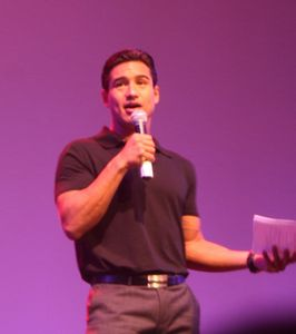 Mario Lopez Host