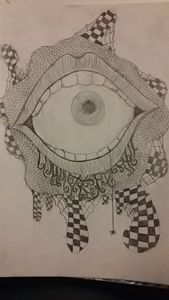 let the eye be seen