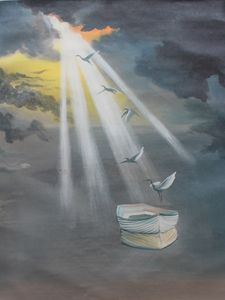 Heavenly Boat