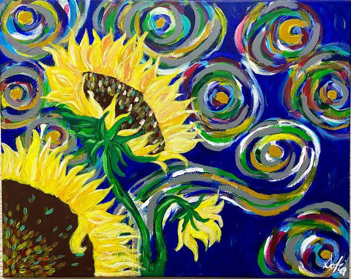 Girasoles Girando - Art and Attitude