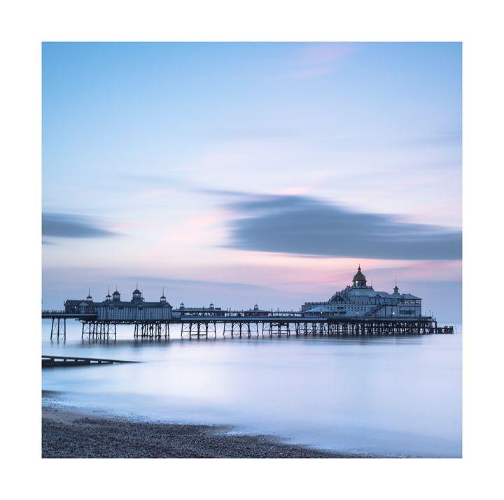 Dawn over Eastbourne Pier - jennialexander
