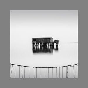Fog on a Venetian Lagoon