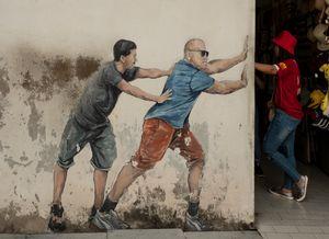 Penang Street Art 2