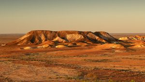 The Breakaways at Dusk
