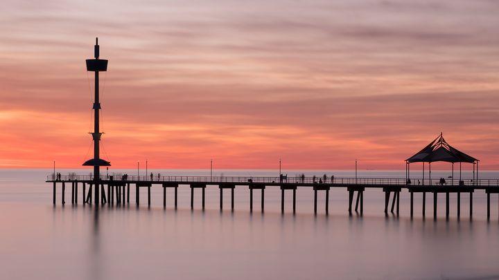 Brighton Jetty, South Australia - jennialexander