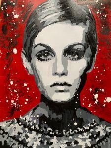Icon 60s - Lisa Thaxter Art
