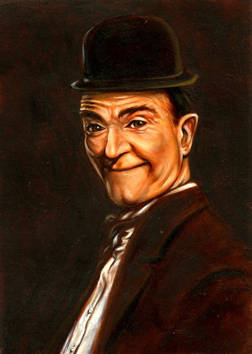 Stan Laurel - ConArt