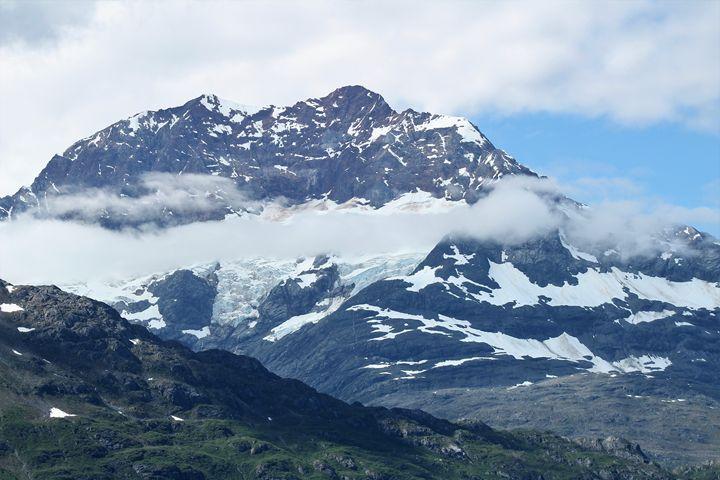 Alaska Mountain - Pat Hansen's Photos