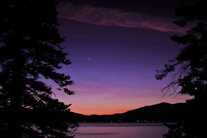 Venus Ascending - Pat Hansen's Photos
