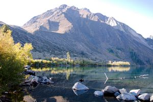 Convict Lake reflections