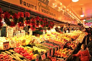 Public Market Fruits and Vegitables