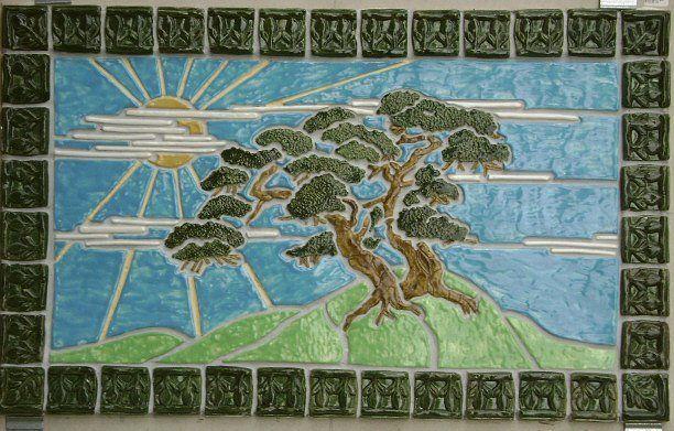 Tree in the Sun - Swanson Studio