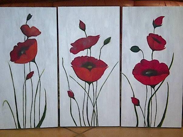 """Flower Power"" - Button Flores"