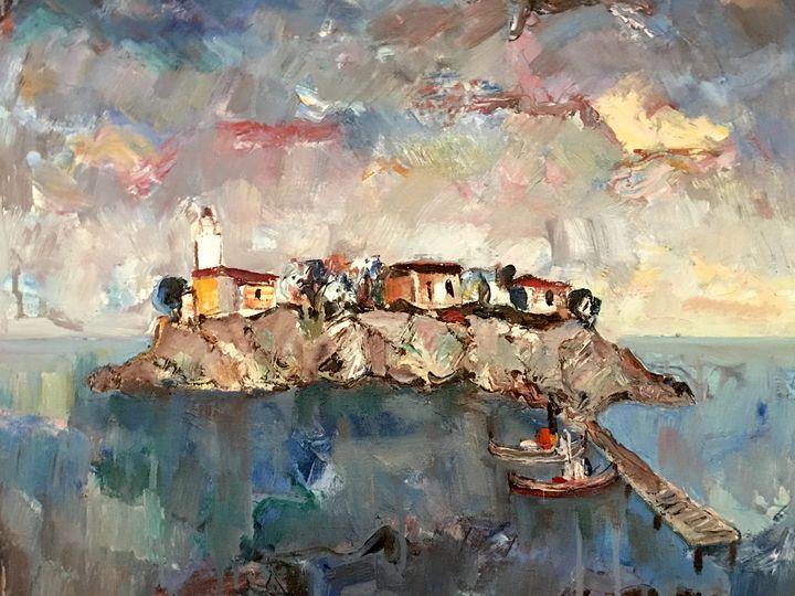 St Anastasia Island - Zhivko Kozhuharov