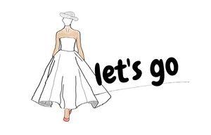 crazy bride fashion design digital
