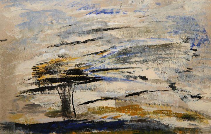 Abstract Tree - Pazit Goldstein