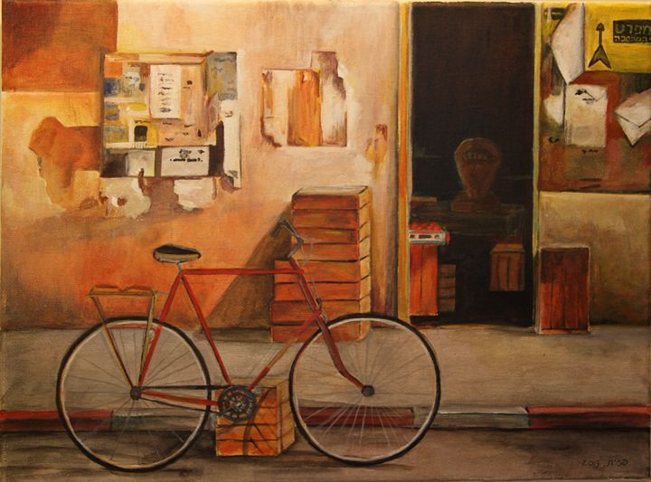 Bicycle - Pazit Goldstein