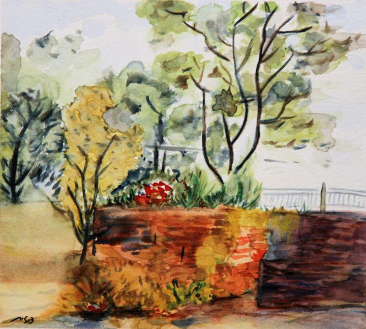 garden - Pazit Goldstein