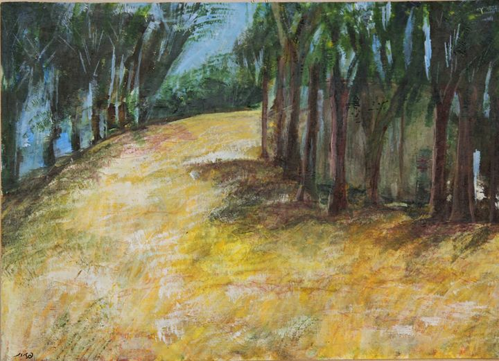 walkway - Pazit Goldstein