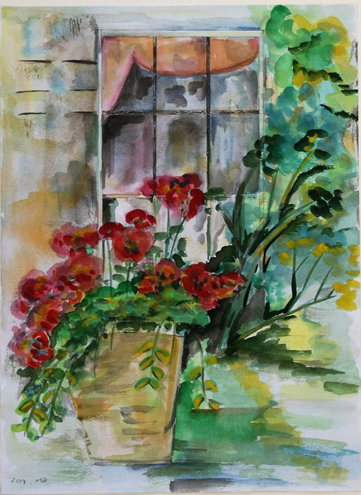 window planter - Pazit Goldstein