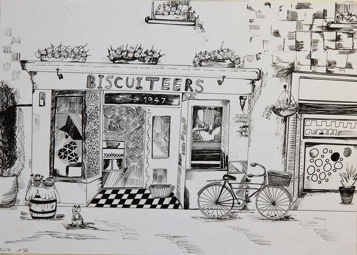 Biscuiteers - Pazit Goldstein