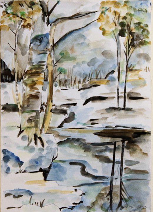 Trees - Pazit Goldstein