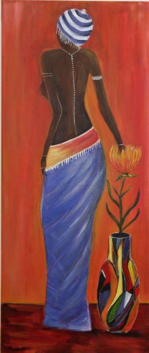 The Vase - Pazit Goldstein