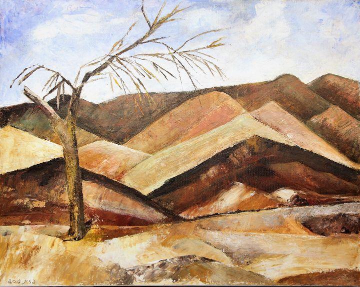 Desert - Pazit Goldstein