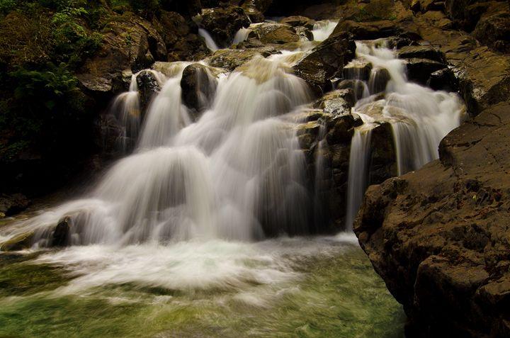 Deception Falls - Northwest Scenescapes