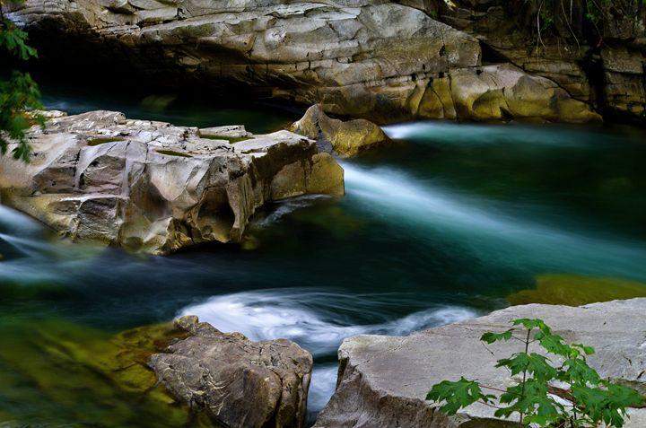 Skykomish River - Northwest Scenescapes