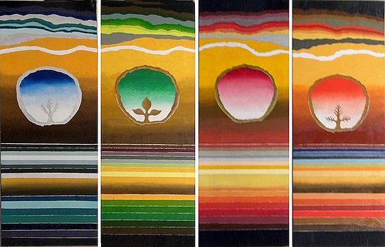 Four Seasons - Miriam B. Besa