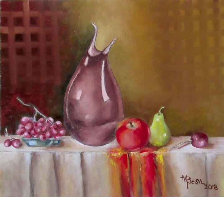 Red Red Apple - Miriam B. Besa