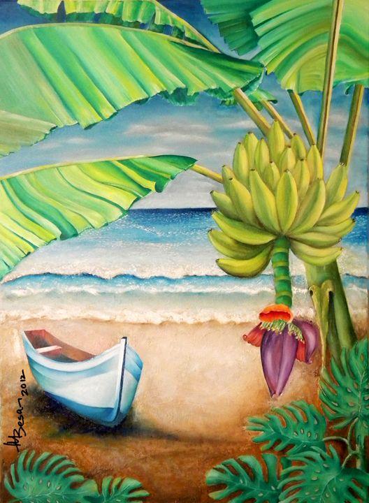 Banana Saba Fantasy - Miriam B. Besa
