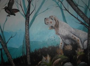 cane cacciatore - art of web