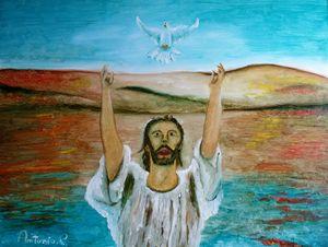 baptism of jesus'