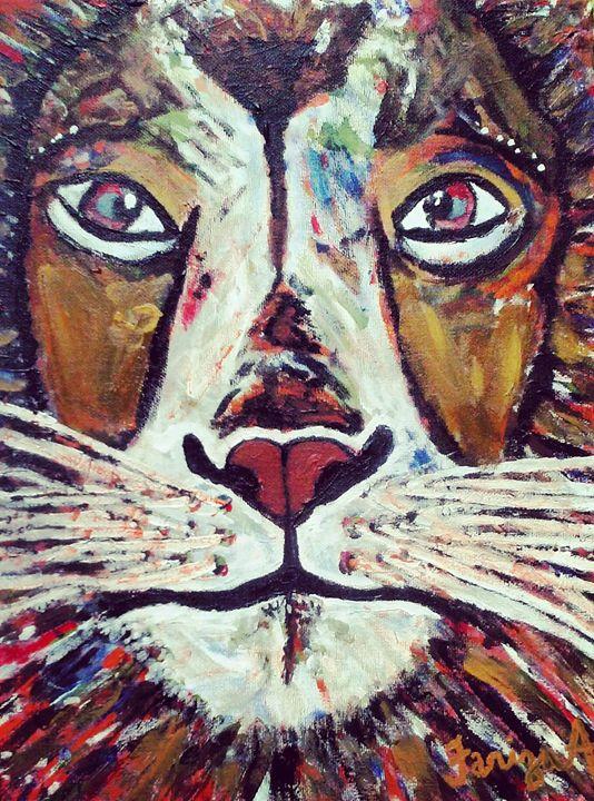 jungle king - Art by Fariza